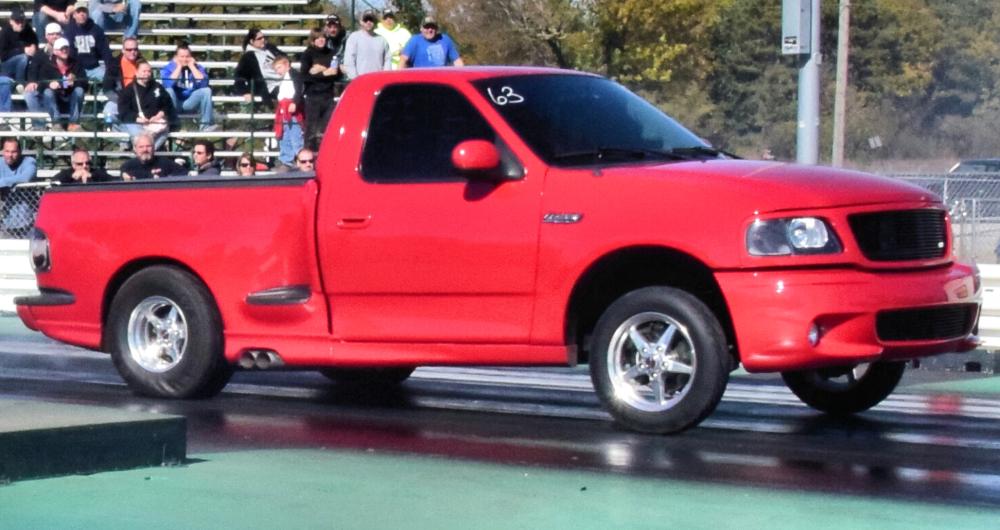 92 Race Star Polished Lightning