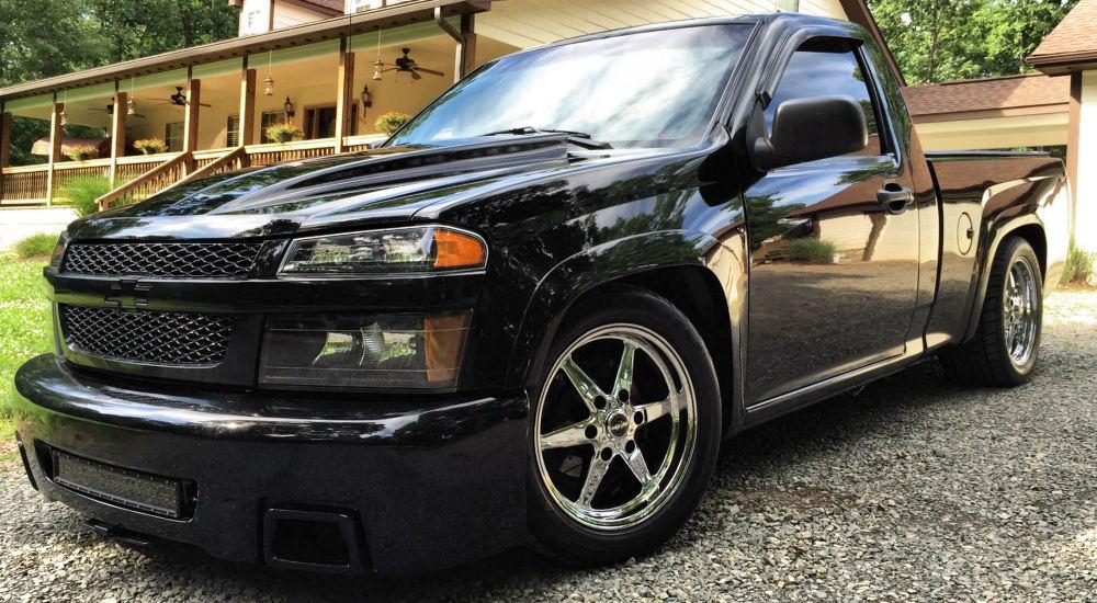 Chevy ZQ8 Edition