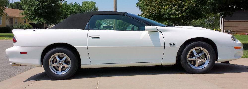 2002 Camaro SS