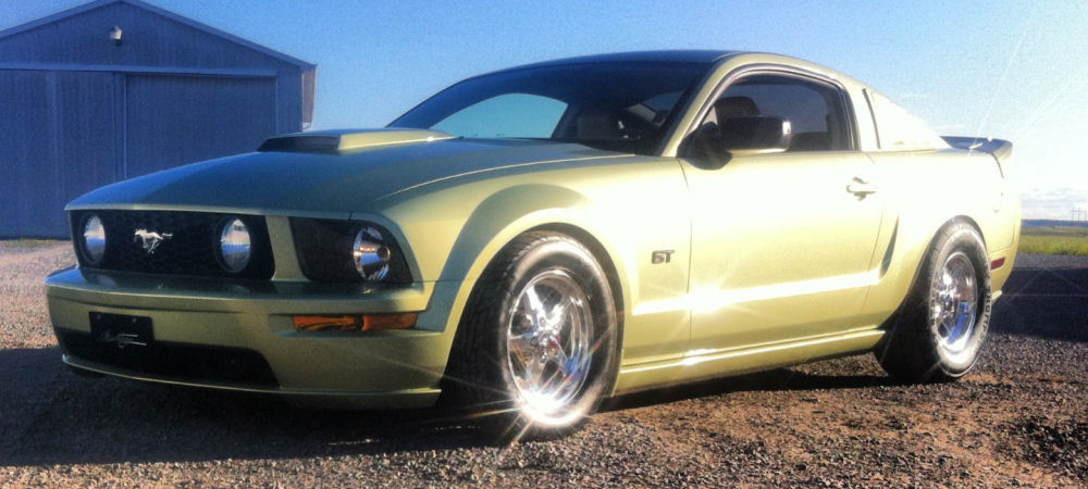 Lalonde Mustang