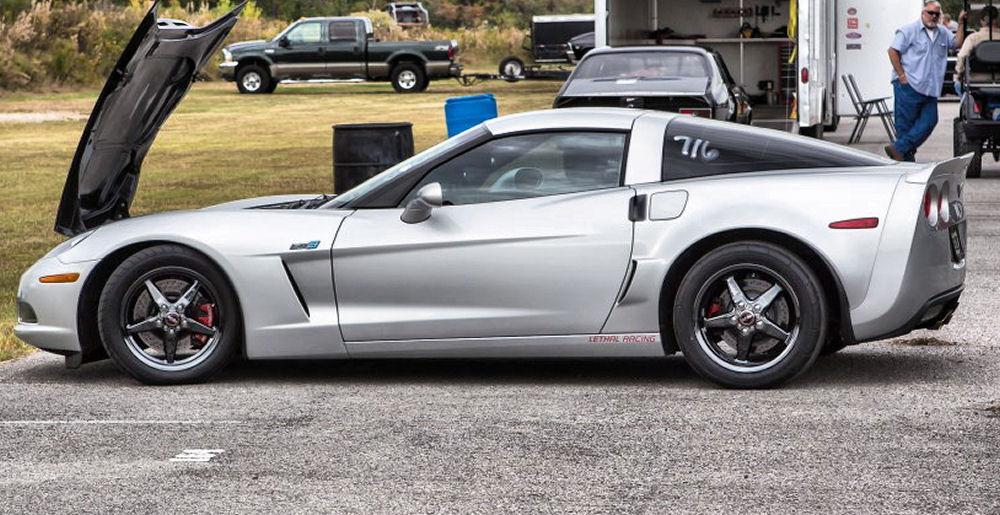 2009 Corvette
