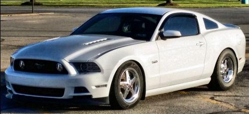 2014 GT Mustang