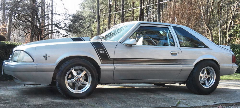1989 Mustang LX