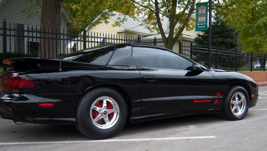 1999 Pontiac Trans Am LS1 WS6