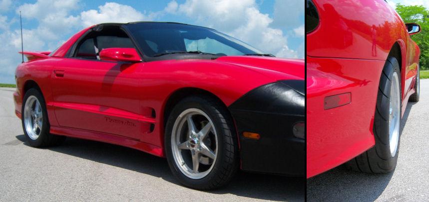 2000 Pontiac Trans Am LS1