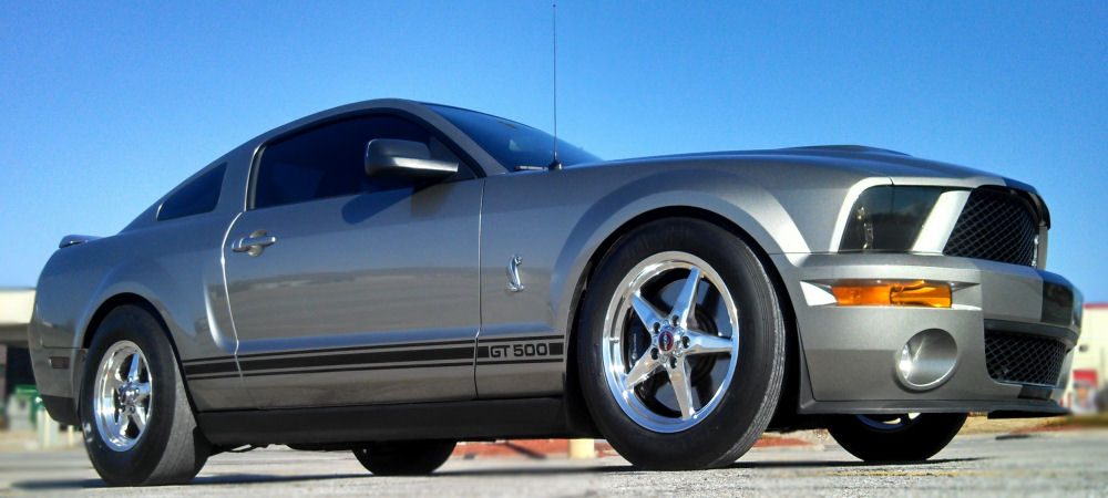 2008 Shelby 500