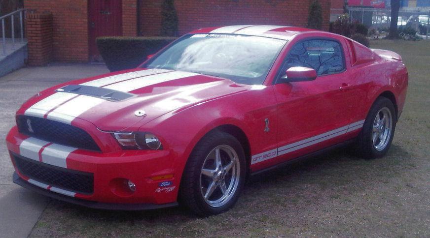 2010 Cobra