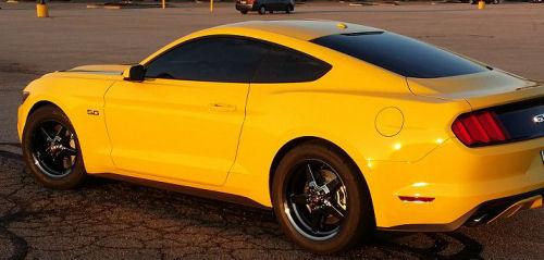 2015 Mustang S550