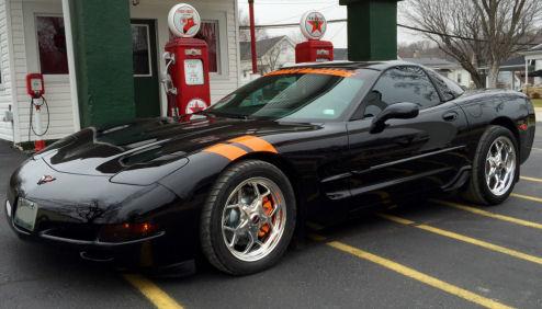 1999 Corvette C5 LS2