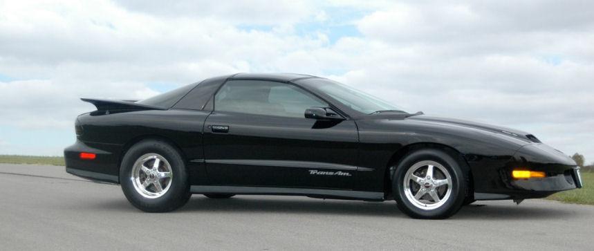 1996 Pontiac Trans Am LT1 WS6