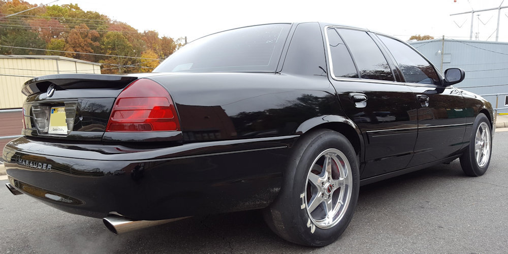 95 Recluse Black Chrome