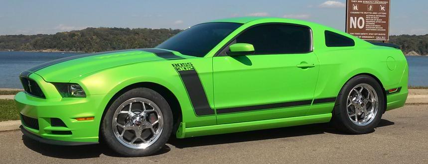 2013 Beefcake Mustang Boss 302