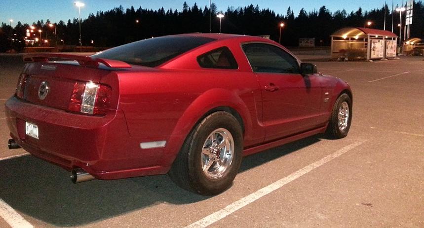2005 Mustang GT 5-speed