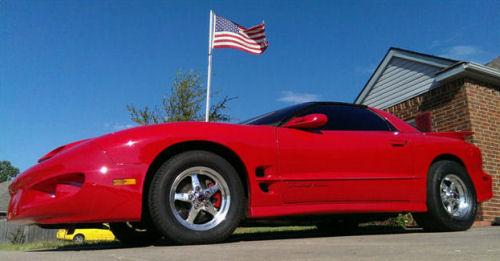 1999 Pontiac T/A