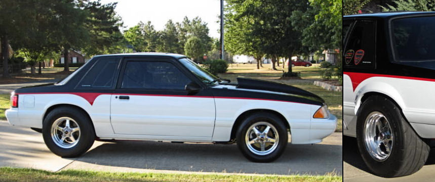 1990 Mustang Coupe