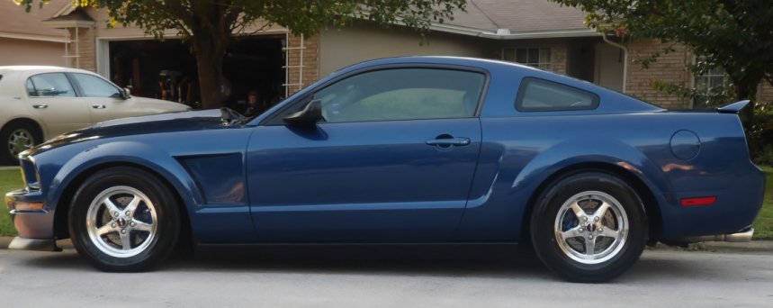 2007 V6 Ford Mustang