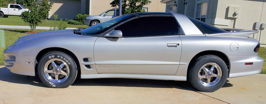 2000 PROCHARGED TRANS AM WS6 6 SPEED