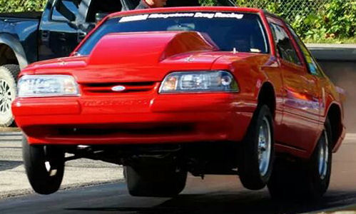 1988 Mustang Coupe LX