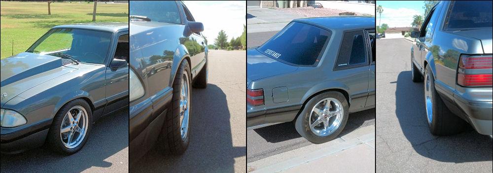 1988 Mustang F Body