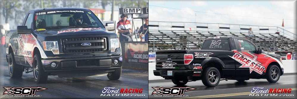 Race Star Truck