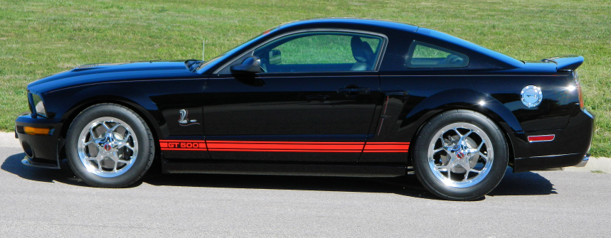 2009 Ford Shelby GT500 -94 Super Star